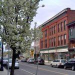 2010 photo gallery - Main Street, Chatham, NY