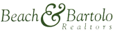 Beach and Bartolo Realtors logo