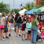 2016 Photo Gallery - Summerfest street scene