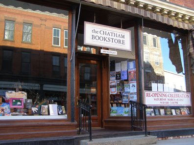 2012 Photo Gallery - Chatham Bookstore Grand Reopening