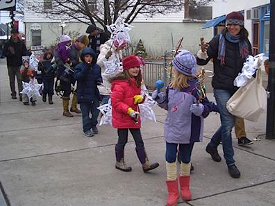 2013 Photo Gallery - Village of Chatham, NY Winterfest 2013
