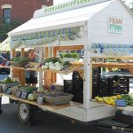 2015 Photo Gallery - We even had a mini farmers market there thanks to Stewardship farms.