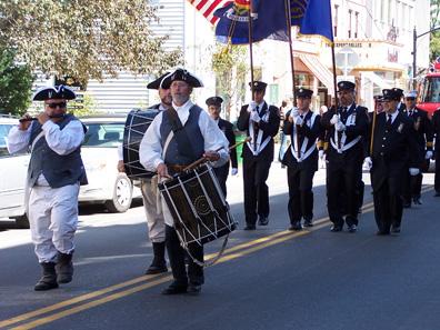 2010 photo gallery - 2010 Firemans parade