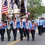 2010 photo gallery - The Chatham Fire Department marches in the Firemans Parade