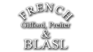 French, Gifford, Preiter and Blasl logo