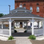 2010 photo gallery - Gazebo dedication, Chatham, NY