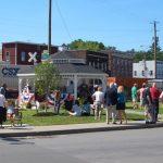 2010 photo gallery - The gazebo in Chatham, NY