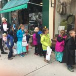 2016 Photo Gallery - Halloween in the village of Chatham - photo by Suzanne Sperl