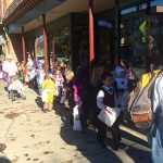 2015 Photo Gallery - Chatham Kids Club trick-or-treating in the Village of Chatham, NY 2015