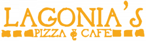 Lagonia's Pizza and Cafe logo