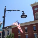 2010 photo gallery - Main Street, Chatham, NY