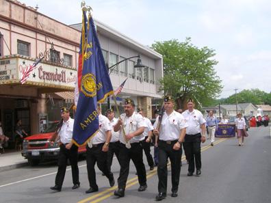 2011 photo gallery - Chatham, NY Memorial Day Parade 2011