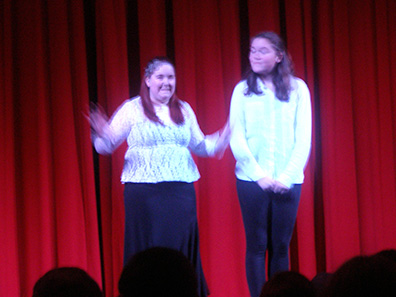 2016 Photo Gallery - Kids Theatre performance in the Crandell