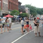 2012 Photo Gallery - Main Street at the Chatham Summerfest 2012