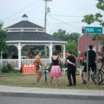 2012 Photo Gallery - The Gazebo during Chatham Summerfest 2012