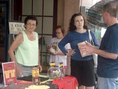 2012 Photo Gallery - The Chatham Film Club at Chatham Summerfest 2012