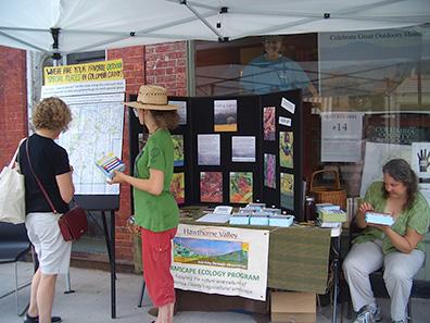 Hawthorne Valley Landscape Ecology at Chatham NY Summerfest 2013