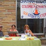 Chatham Synagogue at Chatham NY Summerfest 2013
