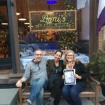 Winterfest Window Winner: Bimi's Cheese Shop