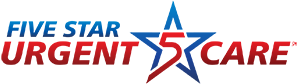 5 Star Urgent Care logo