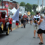 Chatham Summerfest Big Head Parade