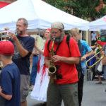 Chatham Summerfest Big Head Parade