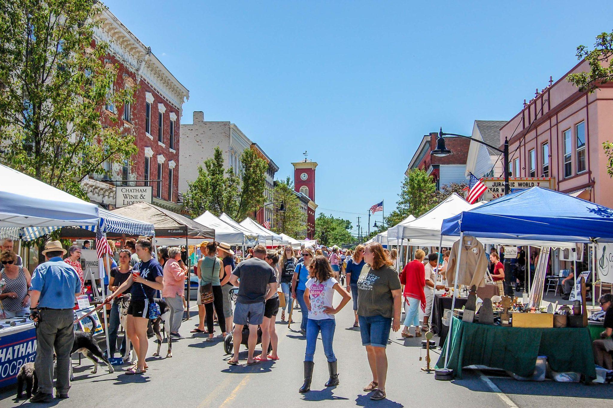 Photo of Chatham Summerfest 2018 by Seth Davis