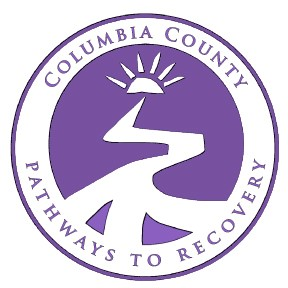 Columbia County Pathways to Recovery logo
