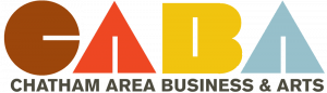 Chatham Area Business and Arts logo (CABA)