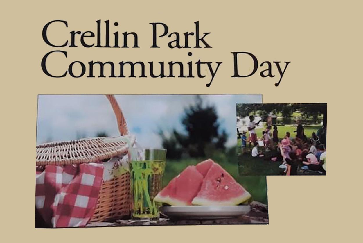 Crellin Community Park Day