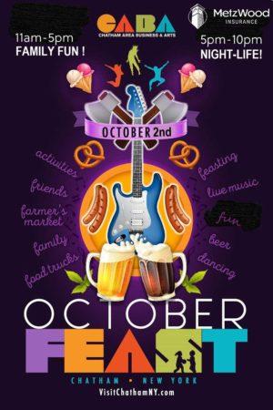 OctoberFeast Poster